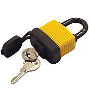 Shoreline Marine Covered Padlock