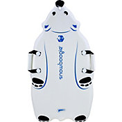 Snow Boogie Youth Polar Bear Arctic Slider Sled