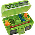 South Bend Worm Gear 88-Piece Tackle Box