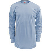 Soffe Men's Midweight Cotton Long Sleeve Shirt