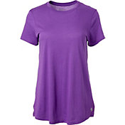 Soffe Women's Long Lean Graphic T-Shirt