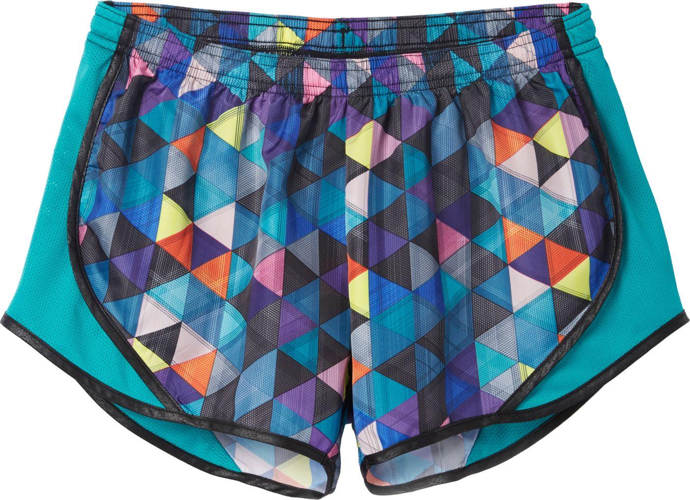 Soffe Juniors' Printed Team Shorty Shorts