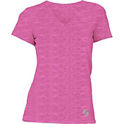 Soffe Juniors' Performance V-Neck T-Shirt
