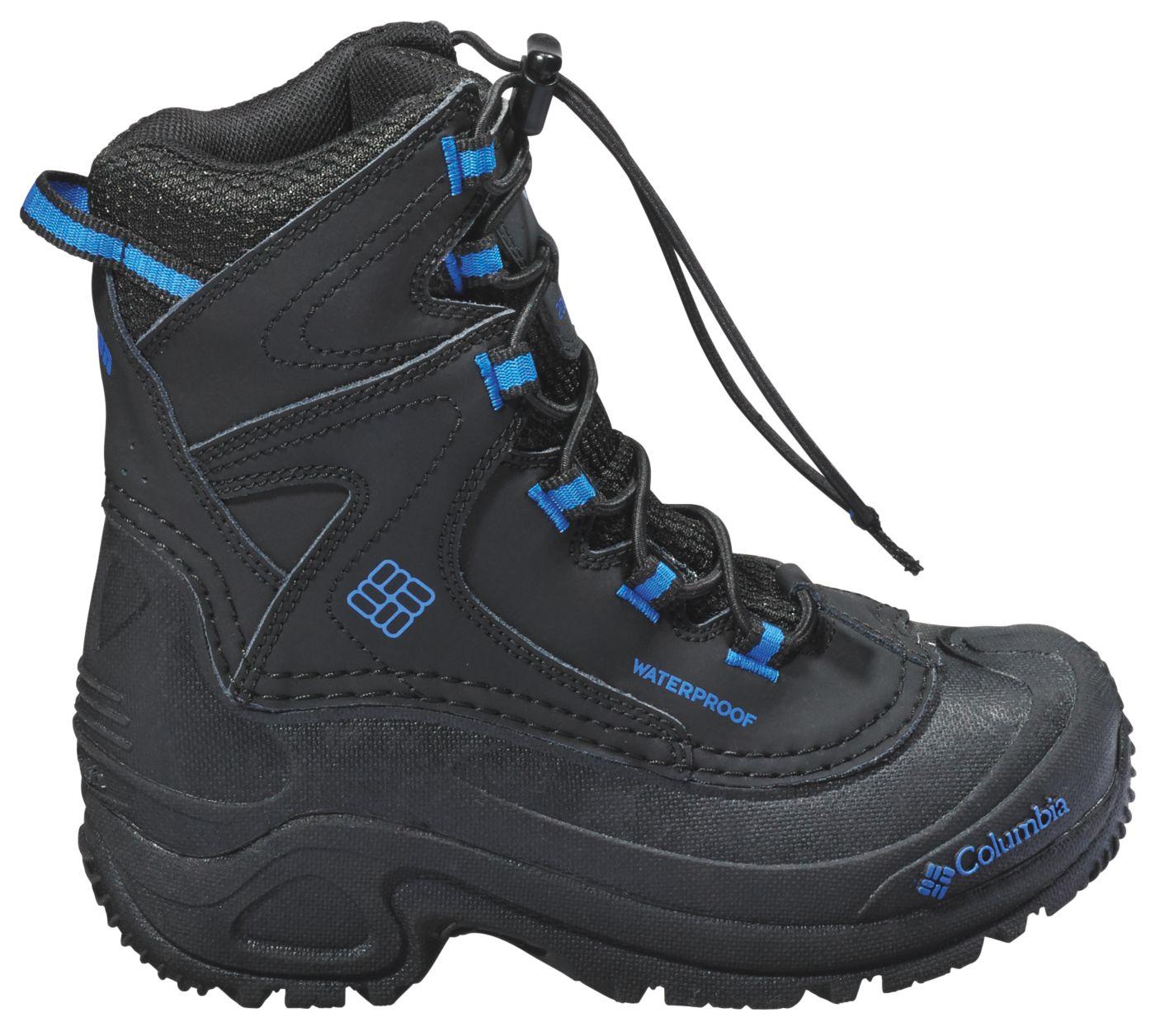 Columbia Kids' Bugaboot III 200g Waterproof Winter Boots