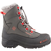 Columbia Kids' Bugaboot III 200g Waterproof Winter Boots