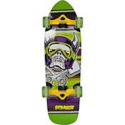 """Speed Demons 27"""" Cruiser Fishtail Skateboard"""