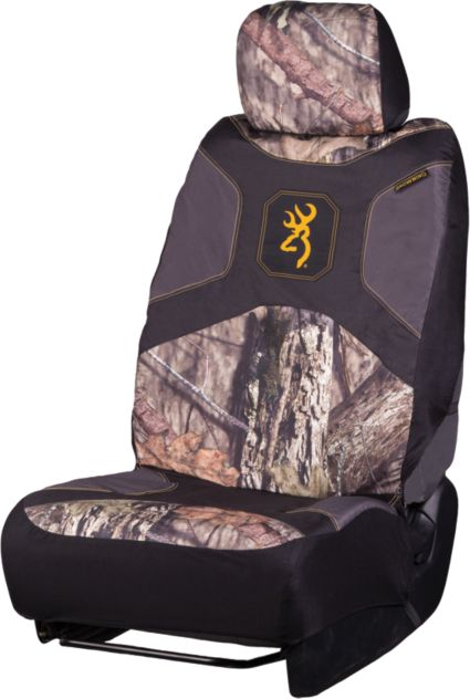 Browning Low Back Camouflage Seat Cover