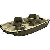 Small fishing boats best price guarantee at dick 39 s for Sun dolphin pro 10 2 fishing boat