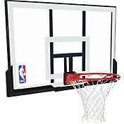 "Spalding 52"" Acrylic Backboard and Pro Slam Rim Combo"