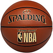 Spalding NBA Cross Court Official Basketball (29.5')