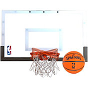 Spalding NBA 180° Breakaway Mini Basketball Hoop Set