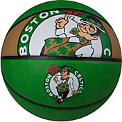 Spalding Boston Celtics Full-Sized Court Side Basketball