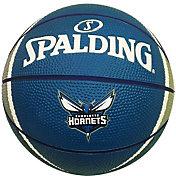 Spalding Charlotte Hornets Mini Basketball