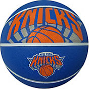 Spalding New York Knicks Full-Sized Court Side Basketball