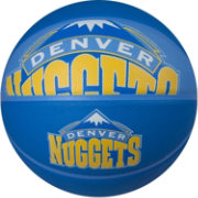 Spalding Denver Nuggets Full-Sized Court Side Basketball