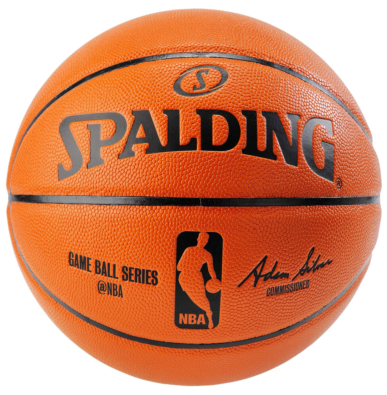 Spalding Nba Replica Official Basketball 295-7881
