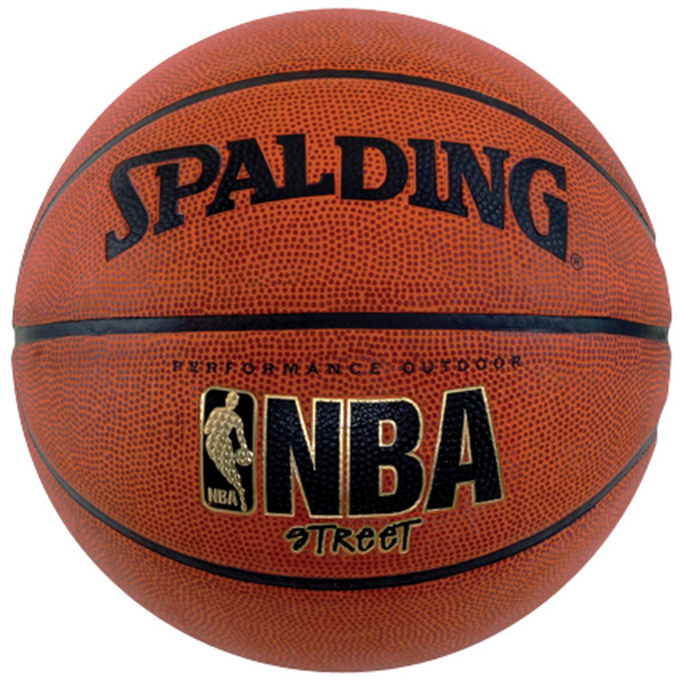 "Spalding NBA Street Official Basketball (29.5"")"