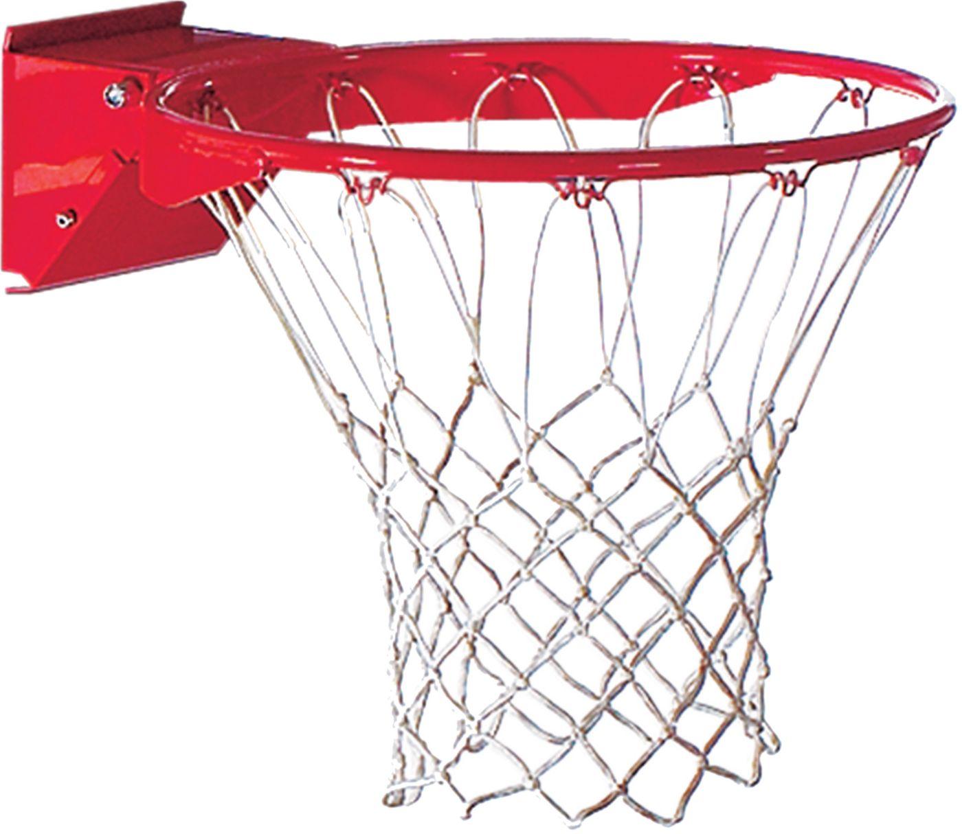 Spalding Pro Image NCAA Breakaway Rim - Red