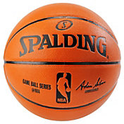 "Spalding NBA Replica Game Basketball (28.5"")"