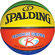 Spalding Rookie Gear Sponge Rubber Youth Basketball (27.5'')