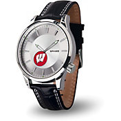 Sparo Men's Wisconsin Badgers Icon Watch