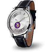 Sparo Men's Minnesota Vikings Icon Watch