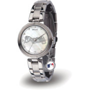 Sparo Women's Atlanta Braves Charm Watch
