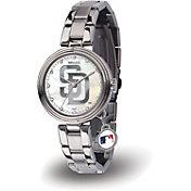 Sparo Women's San Diego Padres Charm Watch