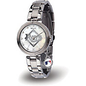 Sparo Women's Tampa Bay Rays Charm Watch