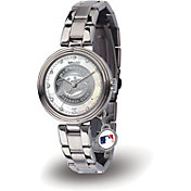 Sparo Women's Minnesota Twins Charm Watch