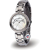 Sparo Women's Los Angeles Chargers Charm Watch