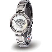 Sparo Women's Jacksonville Jaguars Charm Watch