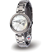 Sparo Women's New England Patriots Charm Watch