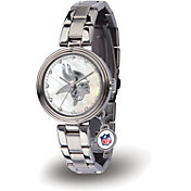 Sparo Women's Minnesota Vikings Charm Watch