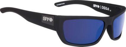 SPY Men's Dega Polarized Sunglasses