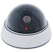SABRE Fake Outdoor Security Camera - Dome