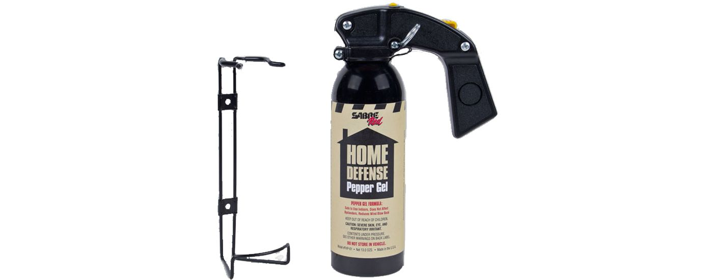 SABRE Home Defense Pepper GEL Fogger Unit