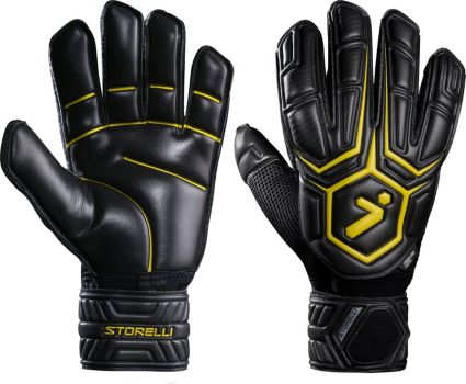 Storelli ExoShield Gladiator Elite Soccer Goalkeeper Gloves. noImageFound a7645ec8a