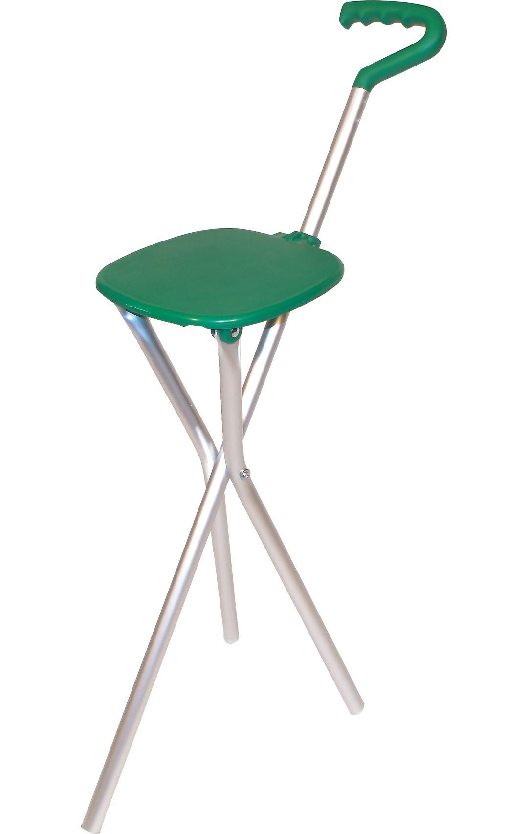 Brilliant Sport Seat Folding Seat Walking Stick Pabps2019 Chair Design Images Pabps2019Com