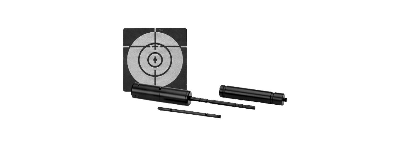 SSI Sight-Rite Deluxe End of Muzzle Laser Bore Sighter