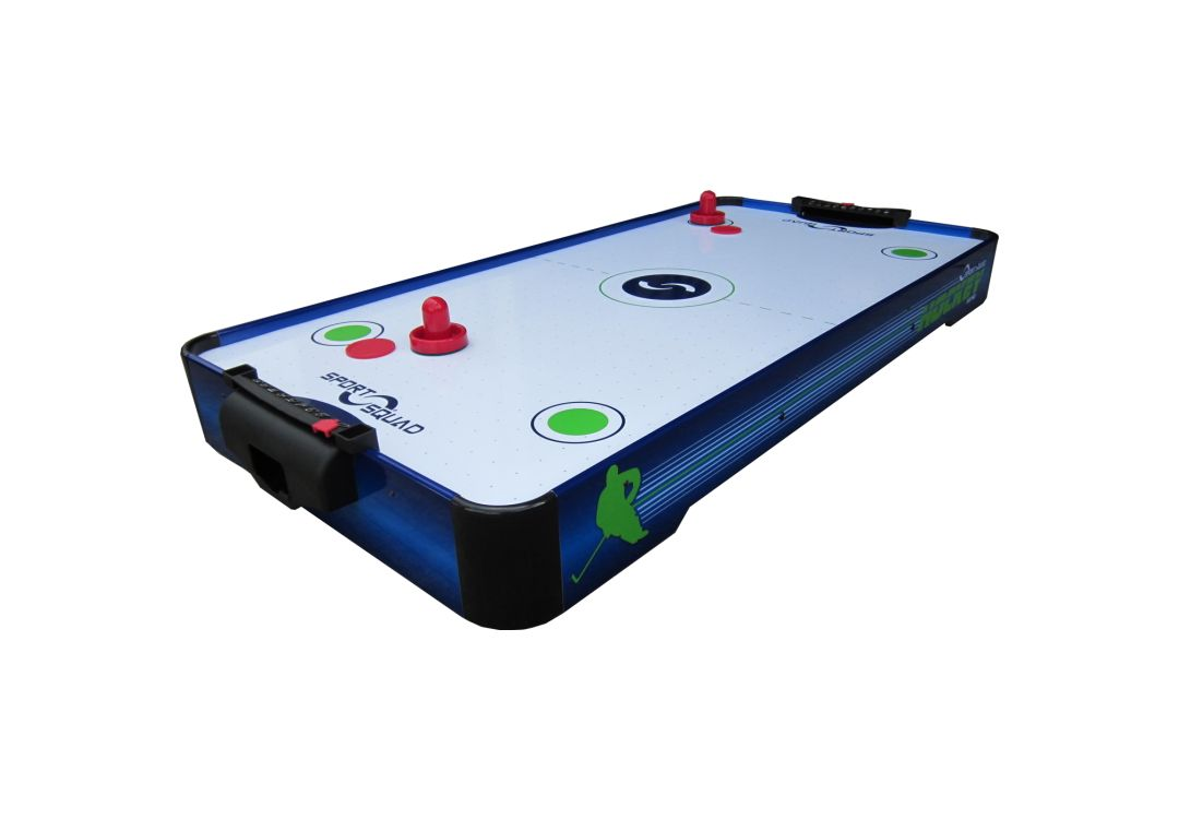 Amazing Sport Squad Hx40 Air Hockey Table Top Interior Design Ideas Gentotryabchikinfo