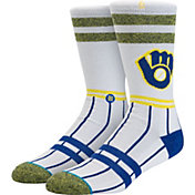 Stance Milwaukee Brewers Brewers Socks