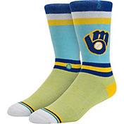 Stance Milwaukee Brewers Brew Crew Socks