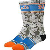 Stance New York Mets Camo Team-Colored Socks