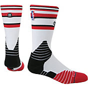 Stance Chicago Bulls On Court Core Crew Socks