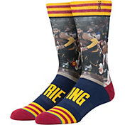 Stance Men's Cleveland Cavaliers Kyrie Irving Socks
