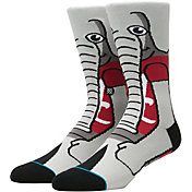 Stance Men's Alabama Crimson Tide Mascot Socks
