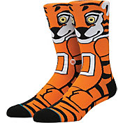Stance Men's Clemson Tigers Mascot Socks