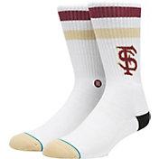 Stance Florida State Seminoles Striped Socks