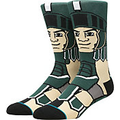 Stance Michigan State Spartans Mascot Socks